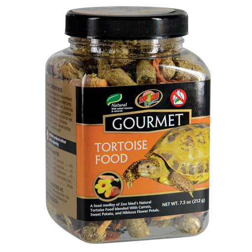 Zoo Med Gourmet Tortoise Food 7.5 oz