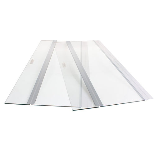 Seapora Glass Top Canopy 60x18