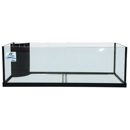 Seapora 80 Gallon RIMLESS Reef Ready Aquarium 48x24x16