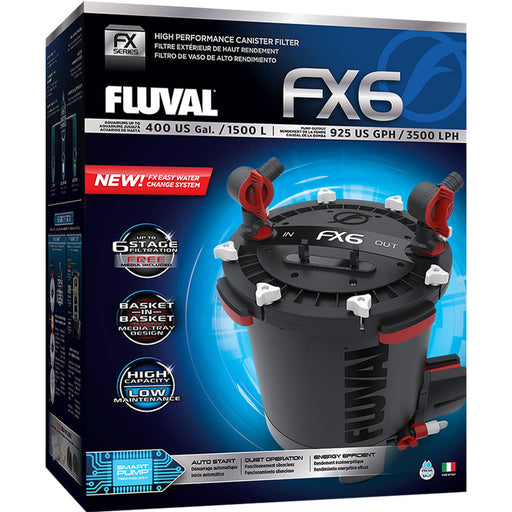 Fluval FX6 Canister Filter A-219 A219 015561102193