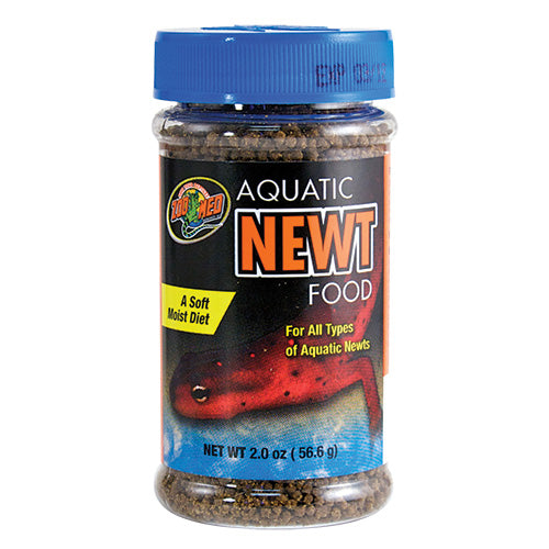 Zoo Med Aquatic Newt Food 2 oz