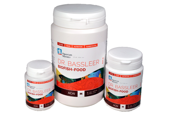 Aquarium Münster Dr. Bassleer Biofish Food Acai Color Formula