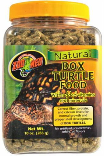 Zoo Med Box Turtle Food 10 oz