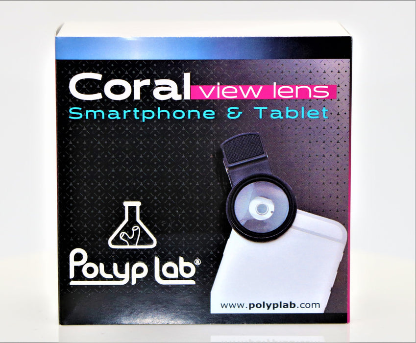 polyplab polyp Lab camera lens magnifier smartphone smart phone