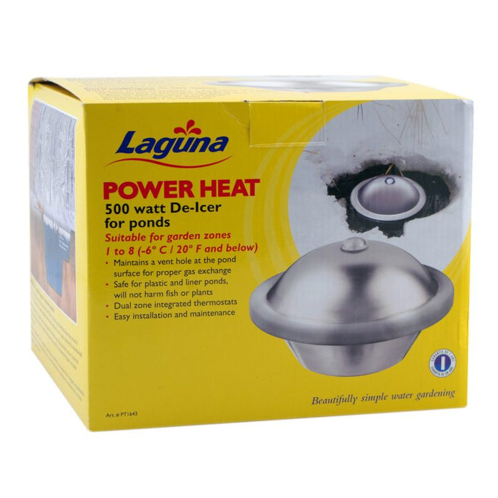 Laguna PowerHeat De-Icer, 500 watt 015561216432 PT1643 PT-1643