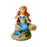 030157019518 Exotic Environments Poised Mermaid Ornament EE-1901 Blue Ribbon Pet Products Aquarium Decoration