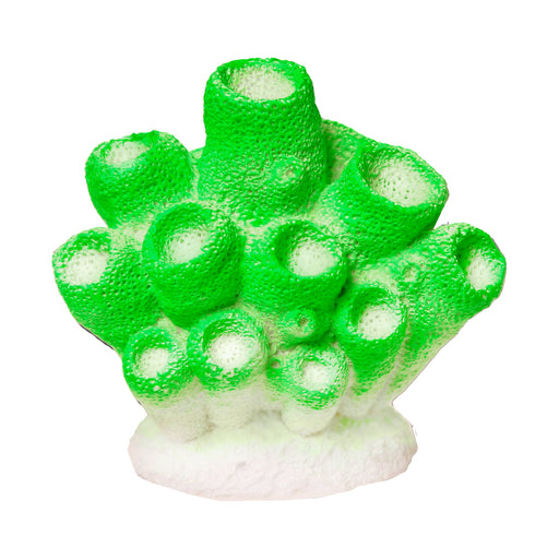 Exotic Environments Green Sponge Coral Ornament