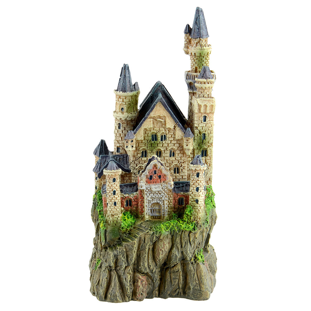 628742015931 Castle aquarium ornament fish tank Underwater Treasures 8738