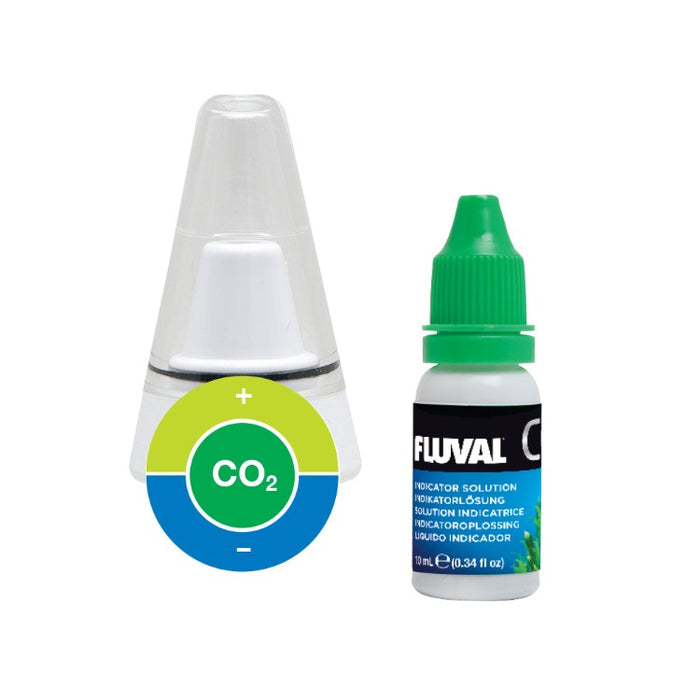 Fluval CO2 Indicator Set - Monitor CO2 Levels