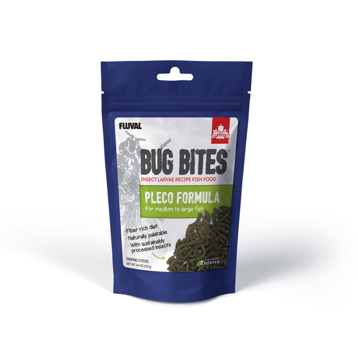 Fluval Bug Bites Bottom Feeder  & Pleco Formula