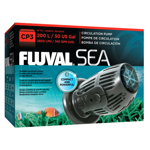 015561143479 14347 Fluval Sea CP3 Circulation Pump - 50 Gallons fan power head powerhead