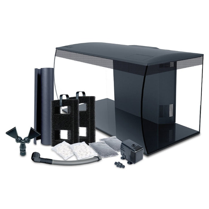 Fluval Flex Marine Aquarium Kit 32.5 Gallon