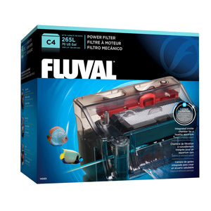 Fluval C4 Power Filter up to 70 Gallon Aquarium