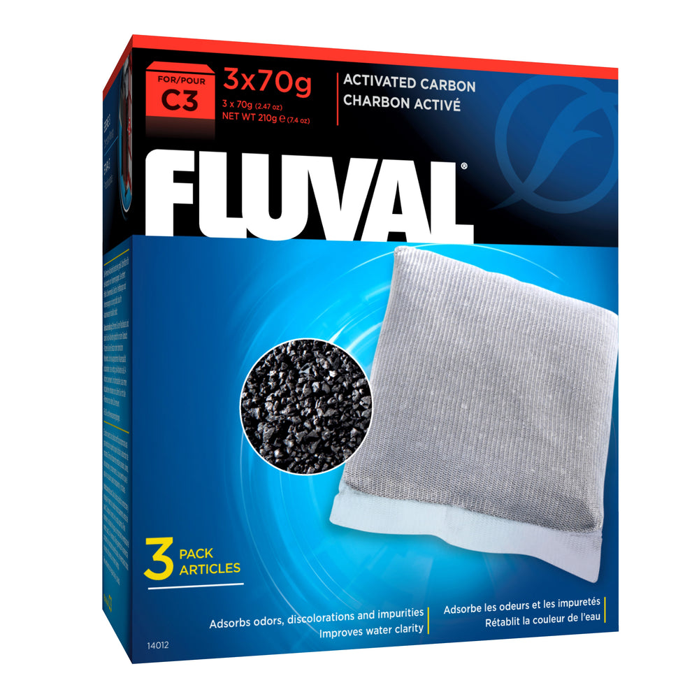Fluval 14012 C3 Activated Carbon