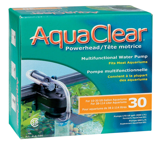 fluval hagen aquaclear aqua clear a586 power head power head water pump aquarium 015561105866 30