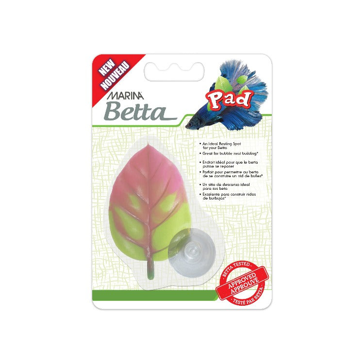 Marina Betta Leaf Pad, Green