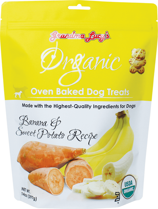 884308220113 Grandma Lucy's organic banana and sweet potato recipe