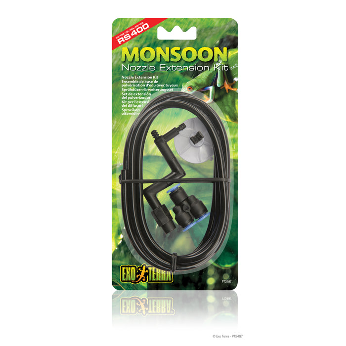Exo Terra Monsoon Part, Nozzle Extension Kit