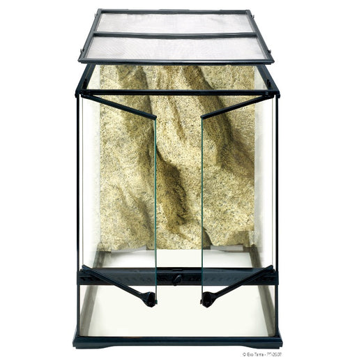 Exo Terra Glass Natural Terrarium Small/Tall 18x18x24