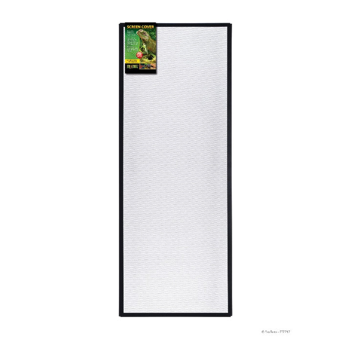 "015561227179 PT2719 Exo Terra Screen Cover 48"" x 18"" - 70 75 90 & 110 Gallon fish tank aquarium metal top"