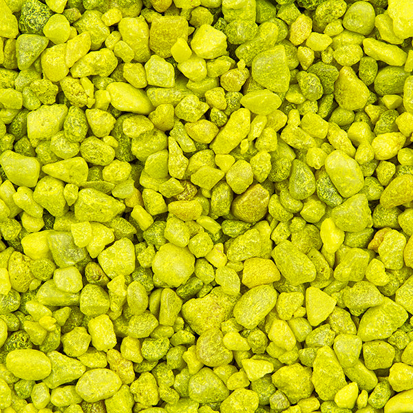 Estes Permaglo Yellow Aquarium Gravel