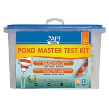pondcare test kit pond care master pondmaster