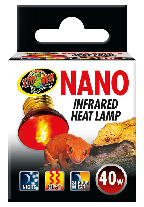 Zoo Med Nano Infrared Heat Lamps