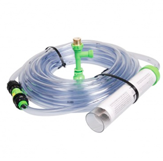 Python No Spill Clean and Fill  - Water Change Hose System
