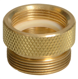 "Python Female Brass Adapter 3/4"" x 27 FEBA 094036069964 No Spill Clean & Fill and"