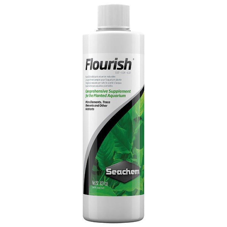 Seachem Flourish 250 ml comprehensive plant fertilizer aquatic 0515 000116051507