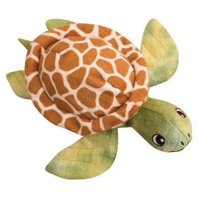 Snugarooz Shelldon the Turtle Dog Toy