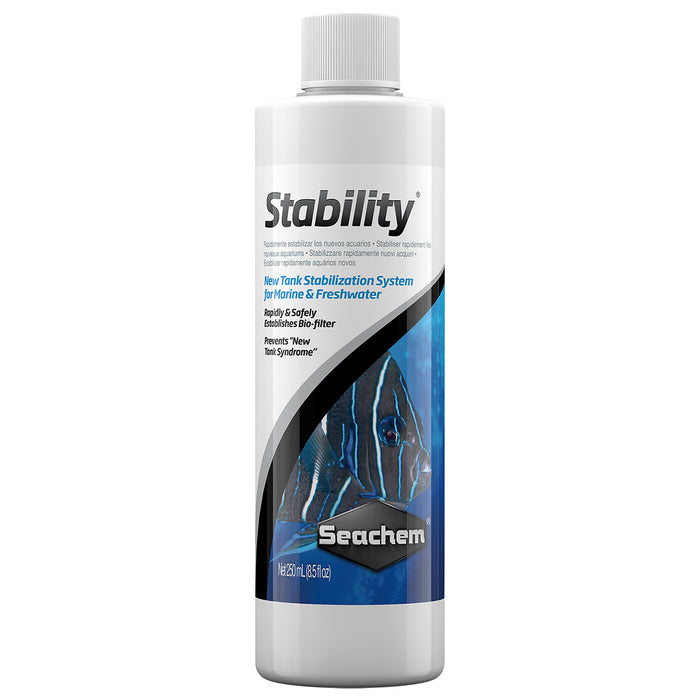Seachem Stability Bacterial Bio-Filter Supplement