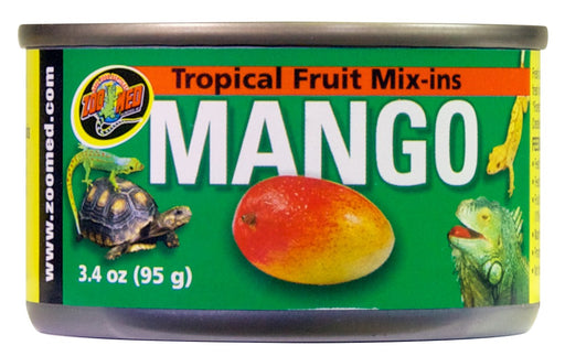 Zoo Med Tropical Fruit Mix-ins, Mango 3.4 oz