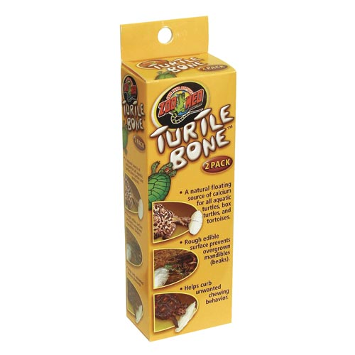 zoo med turtle bone TB-1 2 pack 097612104011