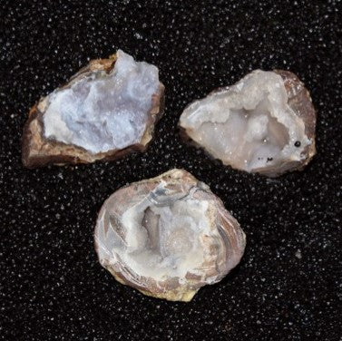 Bulk Rock Crystal Geode per Ounce