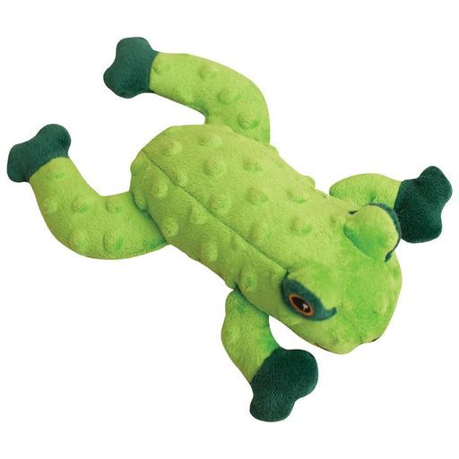 Snugarooz Lilly the Frog Dog Toy
