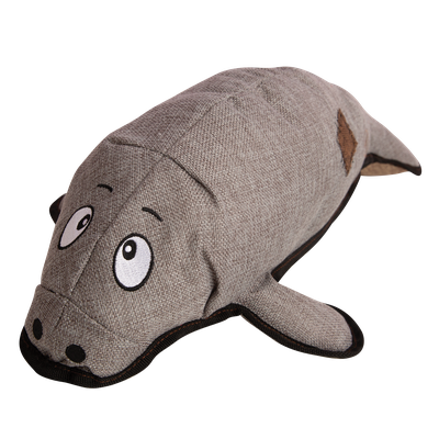 712038962969 Murray the manatee snuga arooz snugarooz dog toy