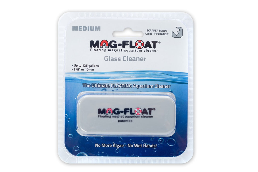 Mag-Float Floating Magnet Glass Aquarium Cleaner - Medium
