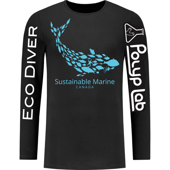 Camp Coral - Eco Adventure fundraising shirts for coral resoration
