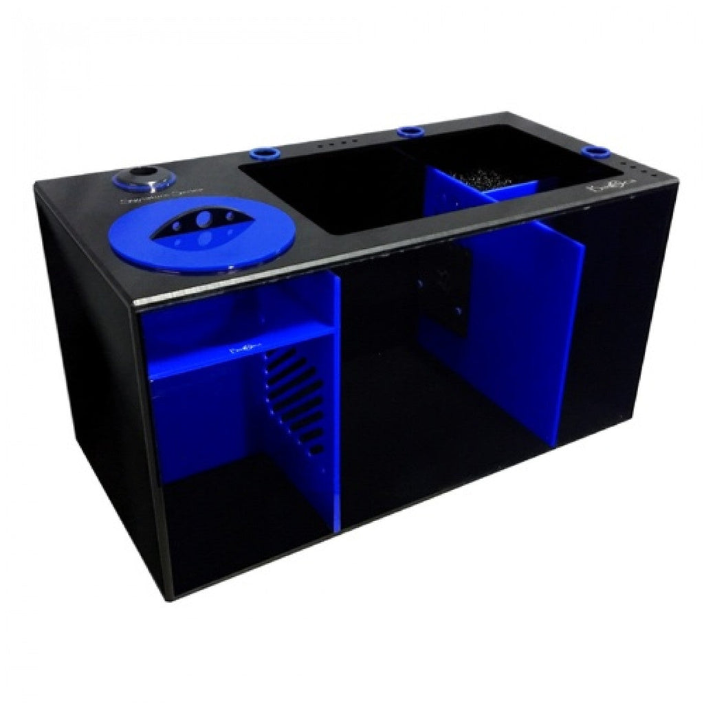 "Bashsea Signature Series 30"" Blue or White - Sustainable Marine Canada - Reef Aquarium Supplies Plus+"