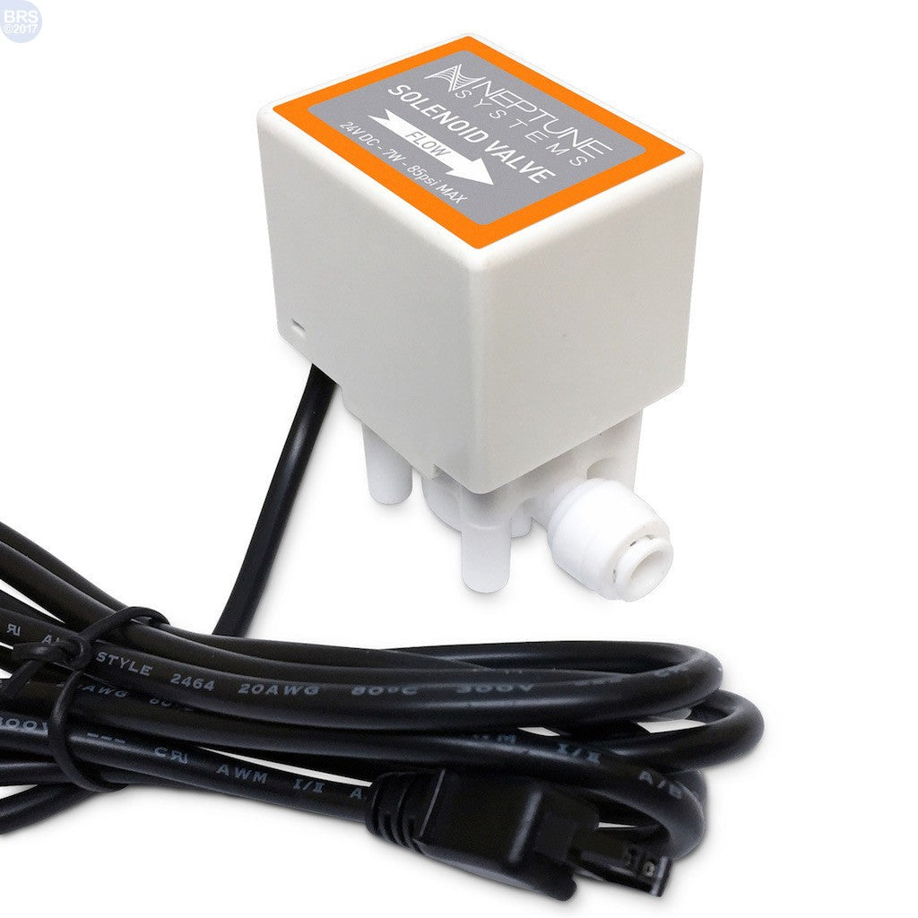 Neptune Solenoid Valve - Sustainable Marine Canada - Reef Aquarium Supplies Plus+