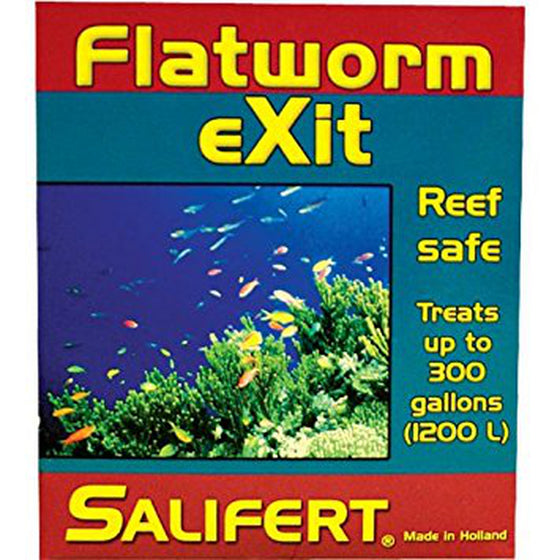 Salifert Flatworm Exit - Sustainable Marine Canada - Reef Aquarium Supplies Plus+