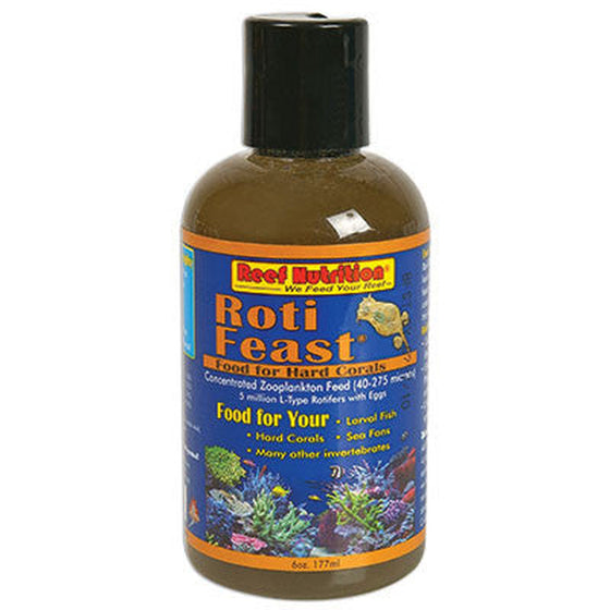 REEF NUTRITION ROTI FEAST 6oz - Sustainable Marine Canada - Reef Aquarium Supplies Plus+