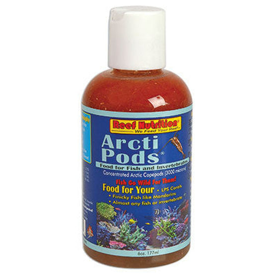REEF NUTRITION ARCTIC PODS 6OZ. - Sustainable Marine Canada - Reef Aquarium Supplies Plus+