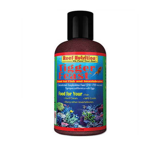 REEF NUTRITION TIGGER FEAST (limit quantities, seasonal)