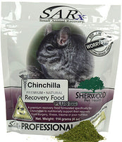 SARx Chinchilla Recovery Food Plus 114g and 454g