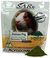 SARx Guinea Pig Recovery Food Plus 114g and 454g