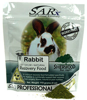 SARx Rabbit Recovery Food  114g and 454g