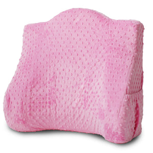 Back Buddy® Deluxe Support Pillow with Removable Slipcover - Penelope