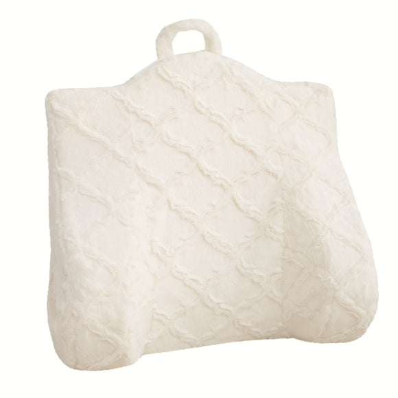 Back Buddy® Deluxe Support Pillow with Ultra Premium Removable Slipcover